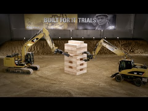 Stack | Cat® #BuiltForIt Trials