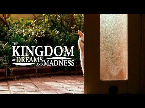"""Unboxing ~ """"The Kingdom Of Dreams And Madness/Studio Ghibli Doku"""" (German)"""