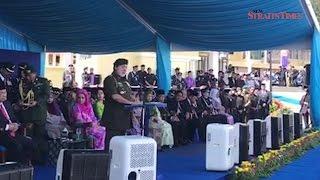 Johor Sultan slams