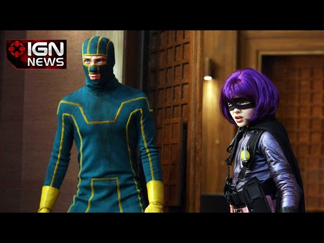 Mark Millar on the Hit-Girl Movie That Never Was - IGN News