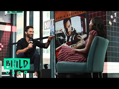 "Ramin Karimloo Chats About His Album, ""From Now On"""