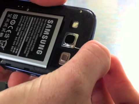 how to replace a scratched Samsung Galaxy S3 camera lens cover