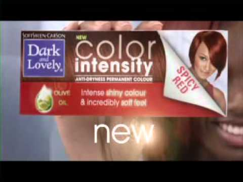 Dark And Lovely Color Intensity Tv Ad Youtube