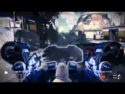 The VGC - Destiny Beta Multiplayer Gameplay