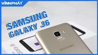 Trên tay & đánh giá nhanh Samsung Galaxy J6 chính hãng Việt Nam