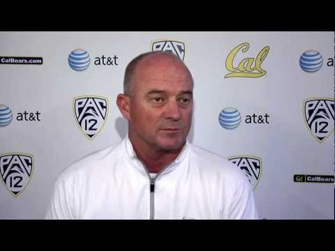 Cal Football: Jeff Tedford Discusses Cal's NFL Prospects