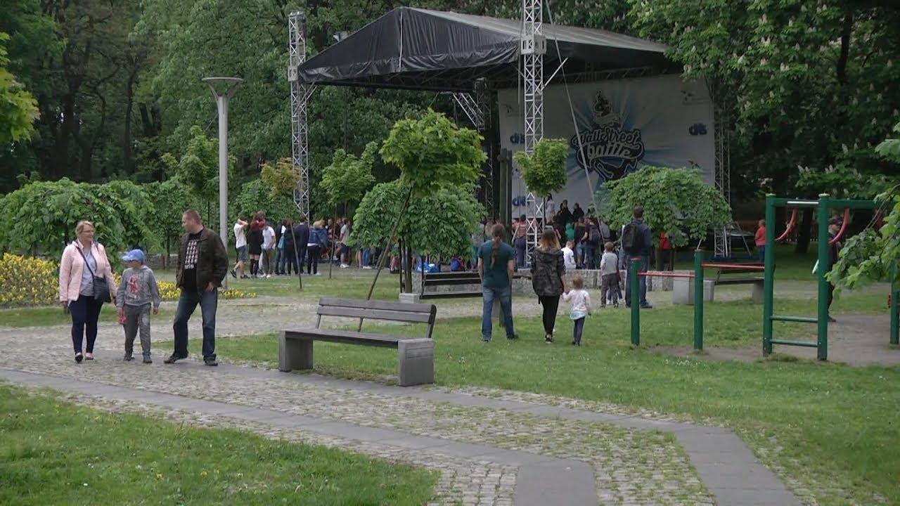 Festiwal sztuki ulicznej