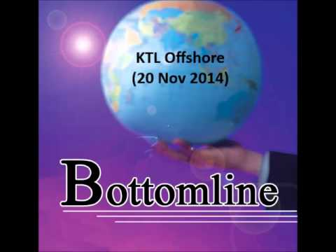 938LIVE Bottomline -  KTL Offshore (20 Nov 2014)
