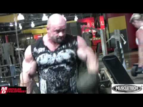 04 Ombro Muscular Development Bodybuilding Videos Branch Warrentrains Delts video