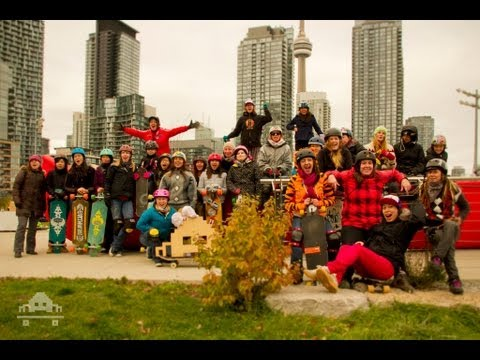 All-Girls Longboarding Event - 2nd Annual FUBU