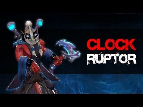 ClockRuptor - Debility Draft