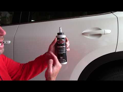 Meguiar's D301 - The Best Polish For New Cars & Why!