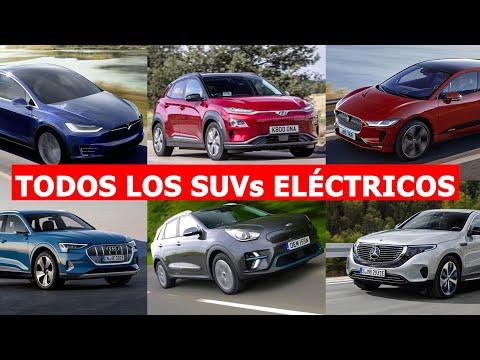 SUVs ELÉCTRICOS 2020-2021: Mega-Comparativa de 52 SUVs   Precios   Autonomía   ANÁLISIS