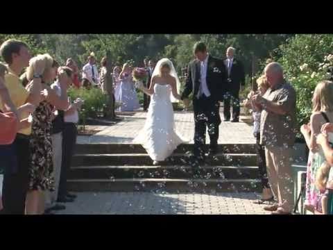 Leu Gardens Orlando wedding - Harpist for ceremony music