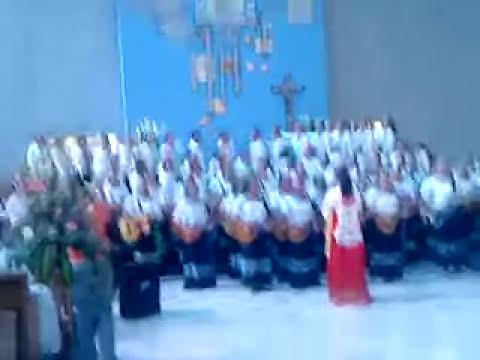 Coro de la villa de las niñas de chalco ..en neza...MP4