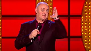 Dara OBriain on Little Victories - Live at the Apollo - BBC