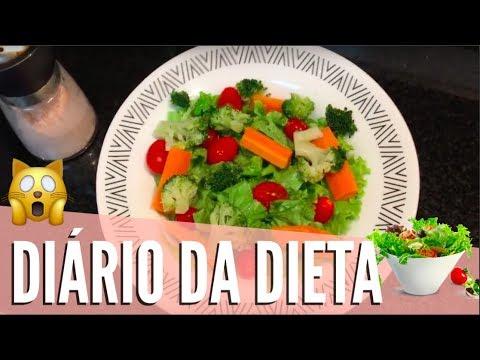 DIÁRIO DA DIETA - 2018 #1
