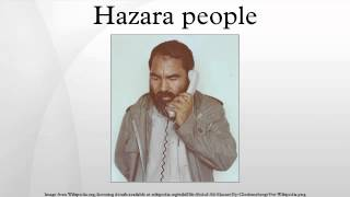 Hazara people