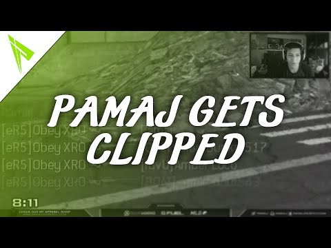Pamaj Gets Clipped On?!