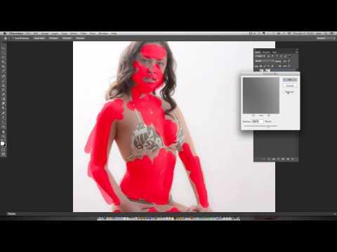 Photoshop e Lightroom Tratamento Profissional de Pele 3-4
