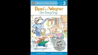Pearl and Wagner One Funny Day by McMullan