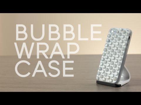 Pop Pop! Bubble Wrap iPhone 5 Case - Review
