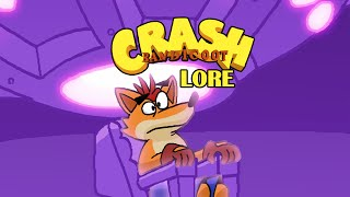 LORE - Crash Bandicoot - Lore in a minute! - Crash Bandicoot Wiki