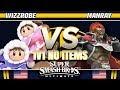 Wizzrobe (Marth/Ice Climbers) vs. ManRay (Ganondorf)