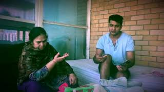 BIBI v/s SIRI 😂😂 ਮਾਤਾ ਨੇ ਕਿਹੜੇ ਕੰਮ ਲਾਤੀ ਸੀਰੀ 😂😂 | Latest Mr Sammy Naz | Tayi - Surinder Kaur