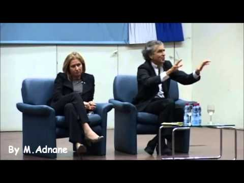 ISLAM WILL NEVER BE TOLERATED Bernard Henri Lévy / Tzipi Livni