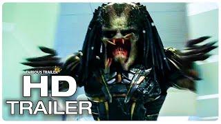 THE PREDATOR Mega Predator Trailer (NEW 2018) Shane Black Sci-Fi Horror Movie HD