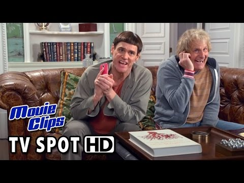 DUMB AND DUMBER TO Extended TV Spot (2014) - Jim Carry Movie HD