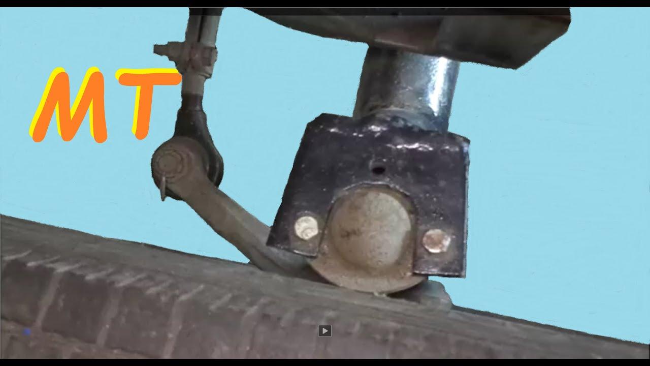 Передняя балка на мотоблок своими руками минитрактор 7