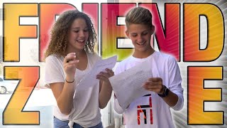 The Friend Zone Quiz!  (Madison vs MattyBRaps)