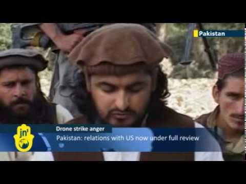 Pakistani drone strike anger: Pakistani leaders blast US for undermining Taliban peace efforts