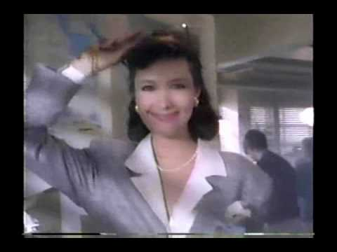 1988 Scope Commercial with Janine Turner