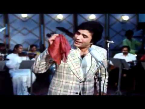 Aate Jate Khoobsurat Awara Sadkon Pe - Kishore Kumar - Anurodh...