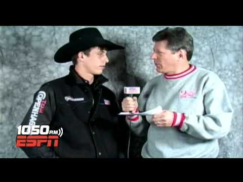 1050 ESPN's Bob Galerstein with JB Mauney Video