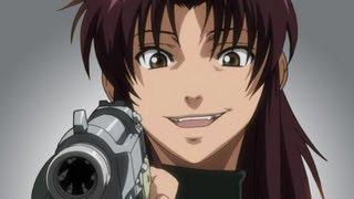 GR Anime Review: Black Lagoon