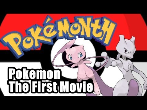 POKEMONTH - Pokemon the First Movie [Movie Review]