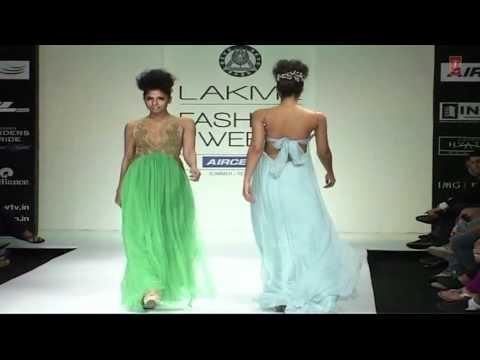 Khushali Kumar's fashion Show | Dia Mirza