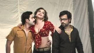 9XM - The Making of  The Dirty Picture  Poster.mp4