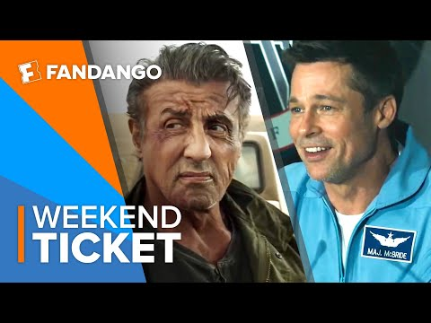 In Theaters Now: Ad Astra, Rambo: Last Blood, Downton Abbey | Weekend Ticket