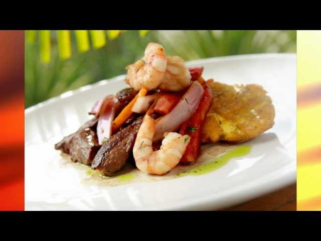 Traditional peruvian food - Peruvian cuisine video