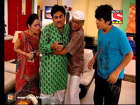 Taarak Mehta Ka Ooltah Chashmah - Episode 1383 - 8th April 2014 video