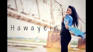 download lagu Hawayein -  Female Cover  Jab Harry Met gratis