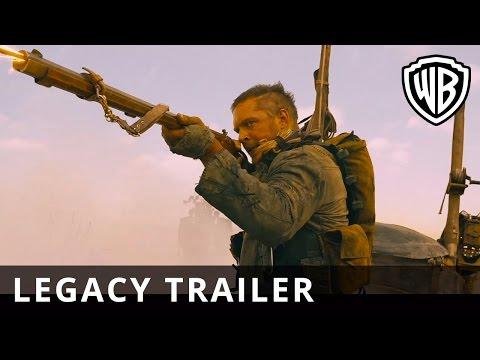 Mad Max: Fury Road – Legacy Trailer – Official Warner Bros. UK