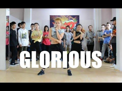 Glorious - Macklemore ft. Skylar Grey || Alan Rinawma Dance Choreography