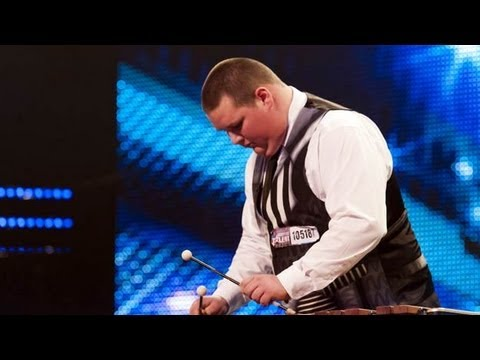 Ashley Elliott - Britain s Got Talent 2012 audition - International  version