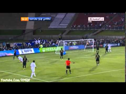 LA Galaxy 1-4 Real Madrid - All Goals 17-5-2011